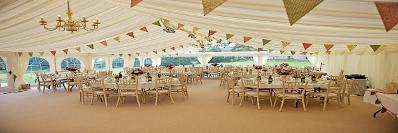 hire marquees for weddings in essex