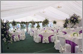 hire a marquee for a wedding in kent